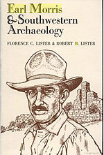 Archaeologist Earl H. Morris of the Carnegie Institute