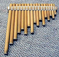 Panpipes Photo